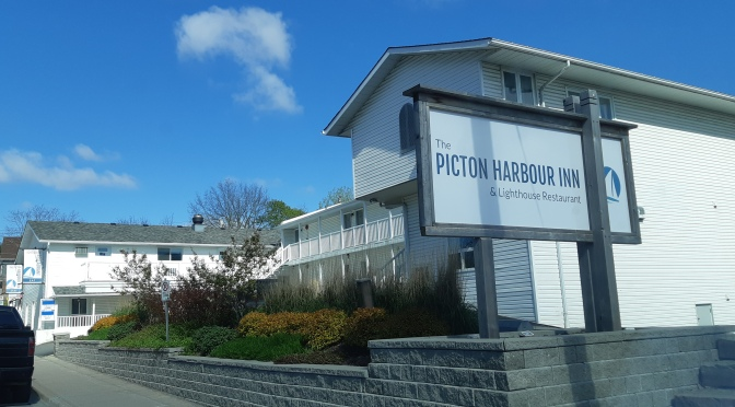 A Little Hidden Gem INN Picton ON.