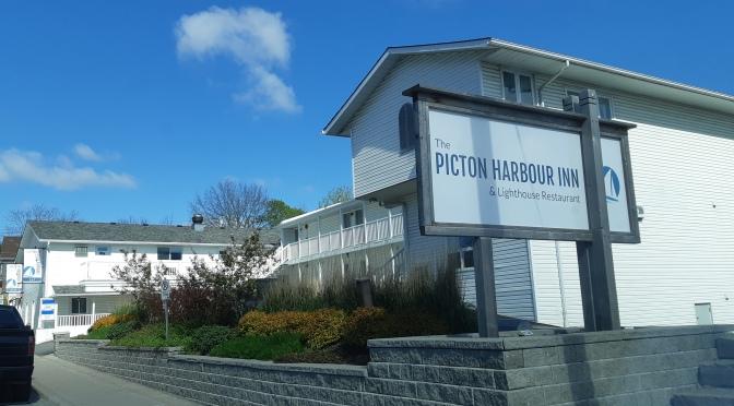 A Little Hidden Gem INN Picton ON.