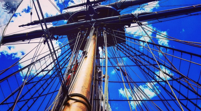 Tall Ships in Toronto